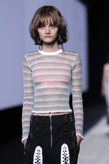 ALEXANDER WANG New York Fashion Week Ready to Wear Spring Summer 2016