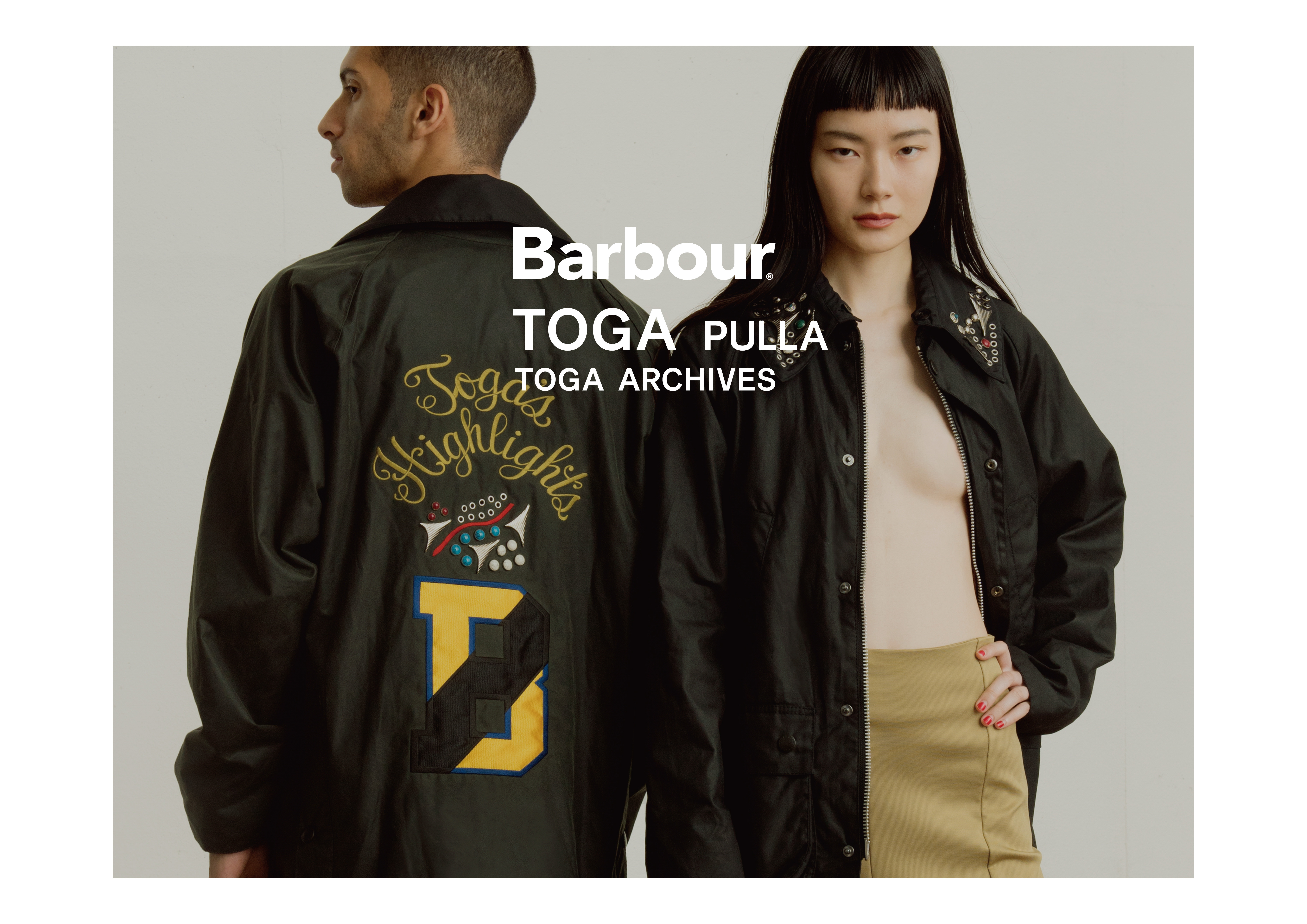 TOGA Barbour