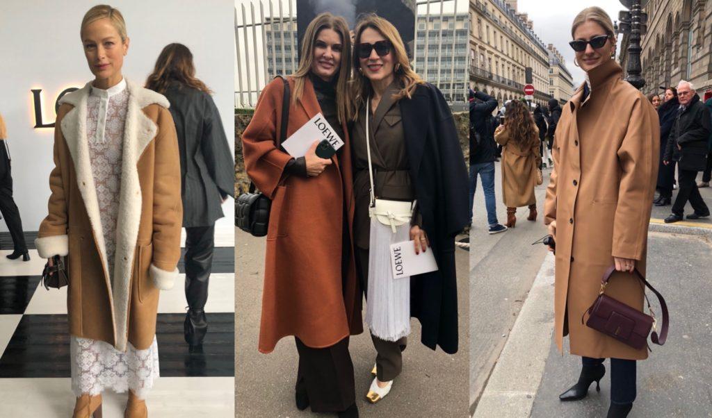 藤岡篤子の毎日コレクション! パリではブラウン系の配色が大人気!オシャレなマダム4人をスナップ<2020年パリコレクション DAY4>