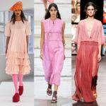 2021春夏コレクションTrend Tipsをお届け!~カラートレンド FESTIVE PINK ハッピーカラー ピンクを大人な洗練色に昇華