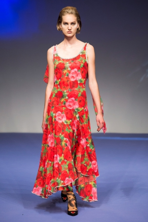 Richard Quinn Summer 2019 ParisPictures by Lena KnappovaTo Wear Spring Summer 2019 ParisParis Fashion Week