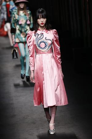 GUCCI Milan Fashion Week Ready to Wear Fall Winter 16/17