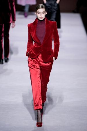美しいパンツスーツでマスキュリン×フェミニン ~uccieのつぶやき~